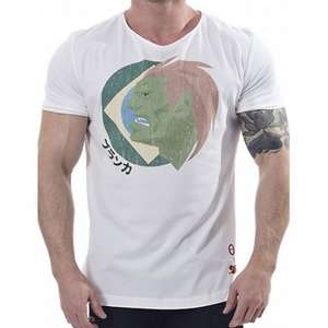 Official Street Fighter T-Shirts - Blanka, Ryu and Ken available: £4.74 delivered @ Funstock.co.uk (With code 'ONEUP')