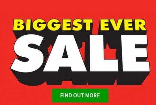 Liquidation Sale Blu-ray xtra-vision