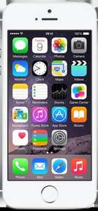 New unlocked iPhone 5s 16gb silver or grey £168 on o2 refresh