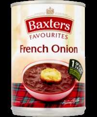 Poundstretcher: Baxter's soup 50p. Nescafe 200g £2.49
