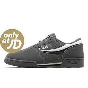 Various Fila trainers from £20 Delivered @ JD Sports (Free del until midnight or click & collect) See 1st comment for examples