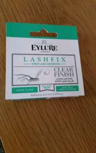 Eylure eyelash glue £1 in store @ Sainsbury's