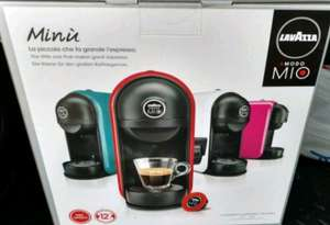 lavazza Amodo MIO capsule coffee maker £24.99 @ B&M