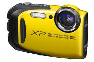 Fujifilm FinePix XP80 £99.97 @ Curry's