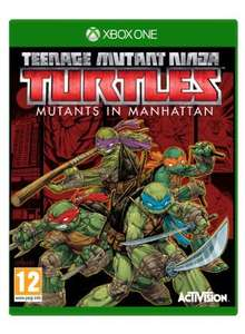 Teenage Mutant Ninja Turtles: Mutants in Manhattan - Xbox One - £28.79 delivered with code @ GAME (code works with certain other games too, read description)