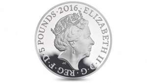 Free £5 Coins For Anyone Who Shares Their 90th Birthday With the Queen