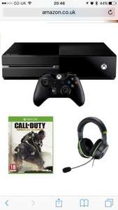 Xbox One Console with COD:AW and Turtle Beach XO4 (Used - Very good) £179.42 @ Amazon Warehouse deals