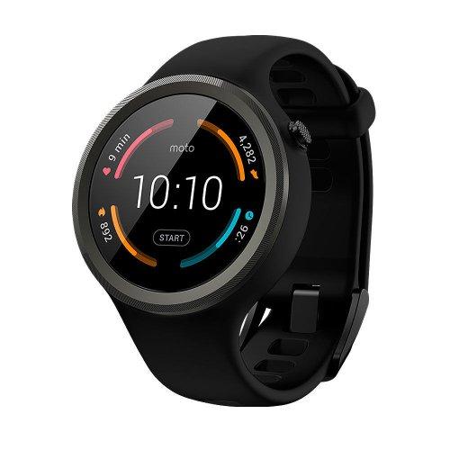 Motorola Moto 360 Sport - 2nd Gen Android Smartwatch - Black £159.99 @ Foniacs_uk on Ebay