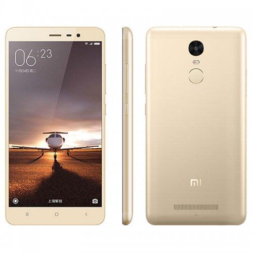 "Xiaomi Redmi Note 3 Pro Prime 32gb, 3gb Ram, Gold mettalic, Snapdragon 650, 5.5"" smartphone @ AliExpress  (Possible topcashback too!) £148.57"
