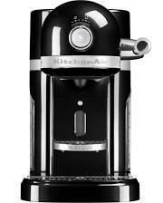 nespresso artisan kitchenaid onyx black - @ waitrose kitchen - £139.95 ( plus 10% quidco)