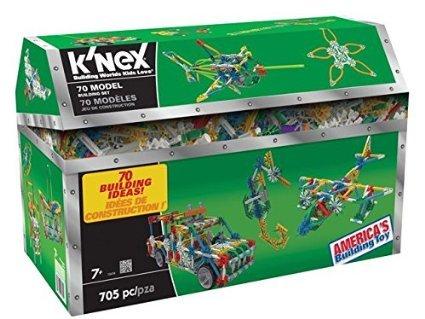 K'NEX 70 Model Building Set now £20.09 Del @ Amazon