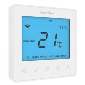 Heatmiser Neostat Programmable Thermostat £51.76 plus £10.20 del @ Plumbnation