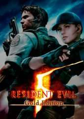 Resident Evil 5 - Gold Edition (PC) [Steam] £4.50 @ Nuuvem.