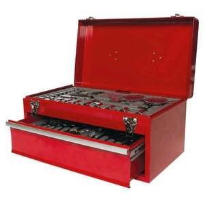 Top Tech 150pc Tool Box with Tools £23.99 with Code@ Eurocarparts