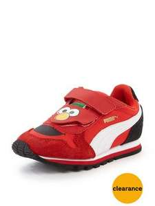 Puma Elmo Junior Trainers @ Very £10.50 (with Click and Collect)