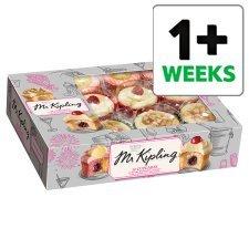 Mr Kipling Mixed Plate Cupcake 12 Pack £6  @ Tesco