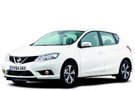 Lease Nissan Pulsar hatchback for £4.444/day (9+23 8k mile, £99.99/month), total £3199.68 for 24 months honestjohn