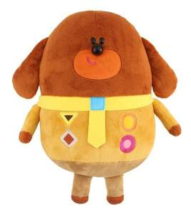 Hey Duggee Woof Woof Duggee Soft Toy - £9.99 prime / £14.74 non prime @ Amazon