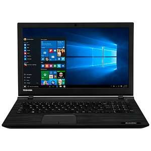 Toshiba Satellite C55D Laptop, AMD A8, 8GB RAM, 1TB, 15.6 £349.95 delivered @ John Lewis