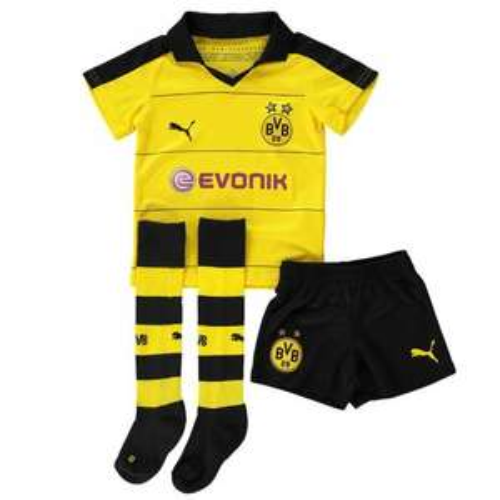 Borussia Dortmund Mini Kit from Kitbag £17.99 including delivery