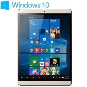 Onda V919 Air CH Tablet GOLD Windows 10 4GB RAM 64GB ROM 9.7 inch QXGA IPS Retina Screen (264ppi) Intel Cherry Trail Z8300 64bit Quad Core 1.44GHz  Bluetooth 4.0 £129.85 From EU Warehouse @ Gearbest