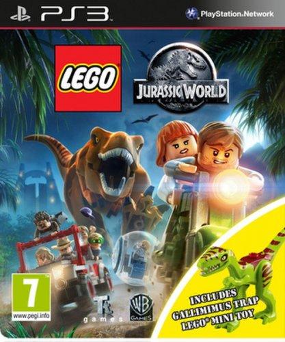 LEGO Jurassic World: Gallimimus Edition (PS3) - £14.99 @ Game