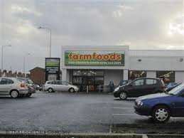 farmfoods blackpool everything 50% off this sunday