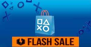 PSN Flash Sale (CA) Full List