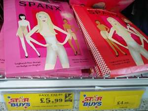 Spanx magic knickers only £4.99 in home bargains
