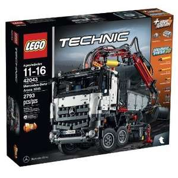 LEGO Technic 42043 Mercedes-Benz Arocs 3245 Truck Amazon, £129.97