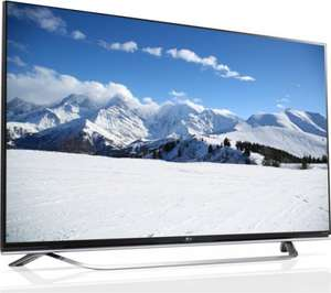 "LG 49UF850V Smart 3D 4k Ultra HD 49"" LED TV with 5yr Warranty £599 delivered @ Currys / PC World (reduced further now to £589.92)"