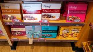 Thorntons Classics (Mixed boxes) £2 @ Dalton Park Thorntons Cafe Outlet