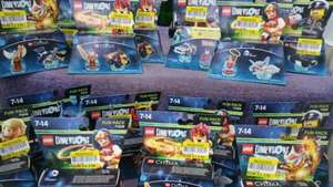 Lego Dimensions Level Packs and Fun Packs £1.13 @ Tesco - Banbury