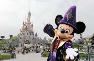 5 days / 4 nights Disneyland Paris £89pp @ Travelzoo