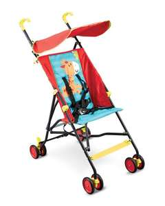 Hauck buggy from aldi, £17.99 with free delivery @ Aldi