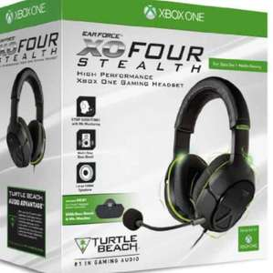 Turtle Beach Ear Force XO FOUR Stealth High-Performance Stereo Gaming Headset (Used Very Good/Like New) £26.44 - £27.30 @ Amazon Warehouse Deals