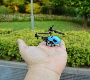 Cheap Mini RC Helicopter £5.64 (+6% possible quidco) - QS QS5013 2.5CH Mini Micro Remote Control RC Helicopter £5.64 @ BangGood