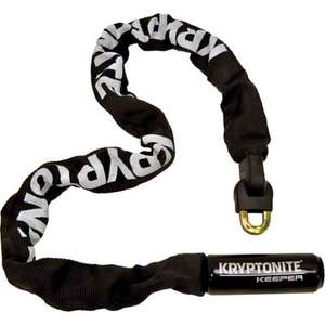 Kryptonite Keeper 785 Integrated Chain + few inner tubes £20.98 @ fatbirds