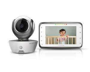 Motorola MBP854 Connect Wi-Fi HD Video Baby Monitor @ Amazon £108.99 free delivery