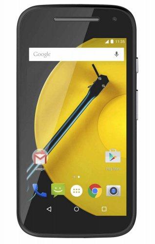 Motorola Moto E (2nd Gen) black on Vodafone PYG