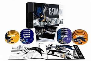 Batman The Animated Series - Complete DVD box set 16 discs & artbook £40.79 delivered from Amazon France