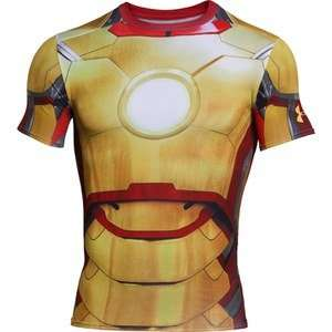 Under Armour Iron Man compression top size XXL £18.44 with code SIZE10UK delivered @ ProBikeKit RRP £45!