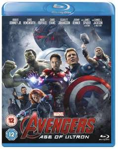Two Marvel DVDs for £12.99 / Blu-rays for £15.99 / 3D Blu-rays for £21.99 @ Amazon