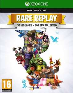 XBOX One Rare Replay UK ver Brand NEW Sealed £9.99 del @ ShopTo Ebay Outlet