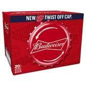 Beer Offers - Budweiser, Carling, Carlsberg, John Smiths, Magners all £10.00 at Morrisons