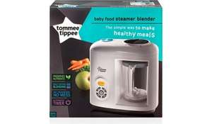 Tommee Tippee Steamer Blender £48.76 Amazon