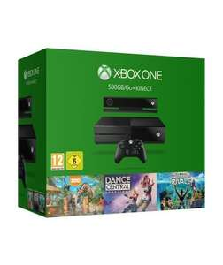 Xbox One with kinect and three games £269.99 @ argos
