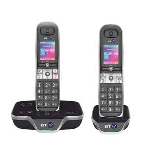 BT8600 Advanced Call Blocker Twin Landline Phones £59.98 ..shop.bt.com
