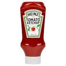 Heinz Tomato Ketchup Squeey Tube 700g 97p Co-op