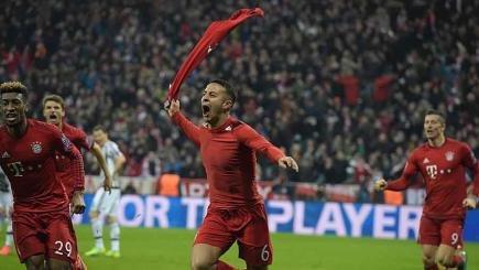 BT Sport Showcase: Watch Atletico Madrid v Bayern Munich - FREE